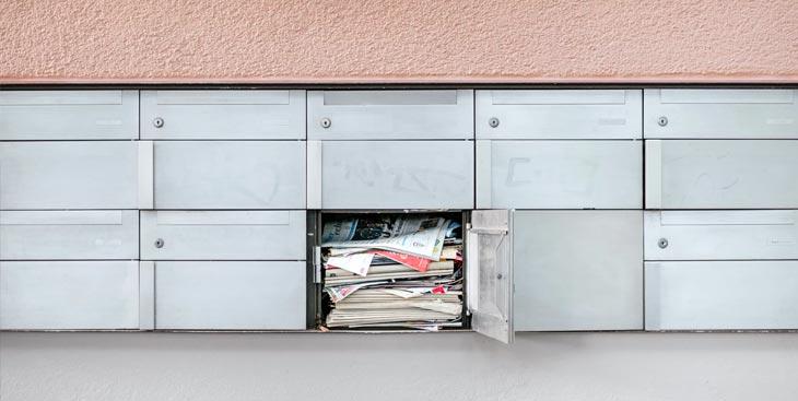 d m nagement faire r exp dier votre courrier suivi de. Black Bedroom Furniture Sets. Home Design Ideas