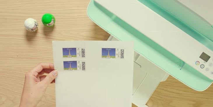 imprimer timbre en ligne suivi de. Black Bedroom Furniture Sets. Home Design Ideas